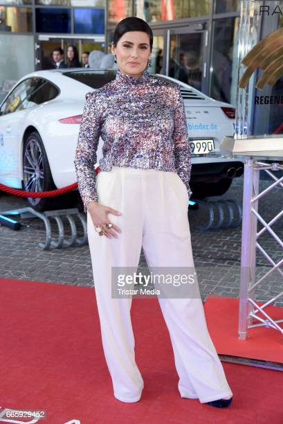 Nelly Furtado attends the Radio Regenbogen Award 2017 at Europa-Park on April 7, 2017 in Rust, Germany.
