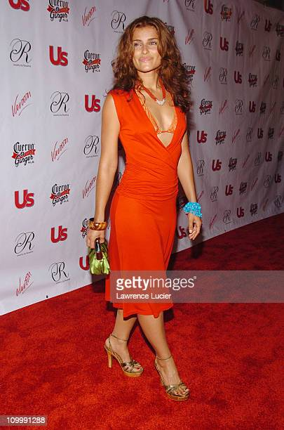 Nelly Furtado during 2005 MTV VMA US Weekly Party Hosted By Jessica Alba at Sagamore in Miami Florida United States