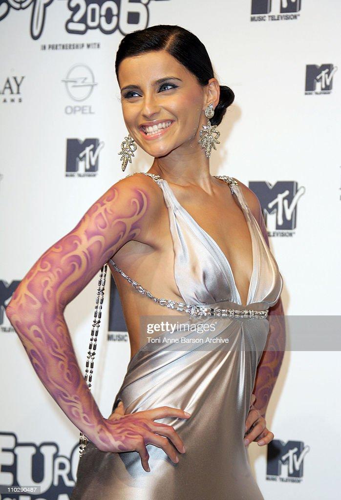 2006 MTV European Music Awards Copenhagen - Press Room