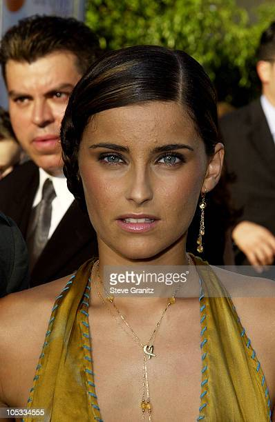 Nelly Furtado during 3rd Annual Latin GRAMMY Awards Arrivals at Kodak Theatre in Hollywood California United States
