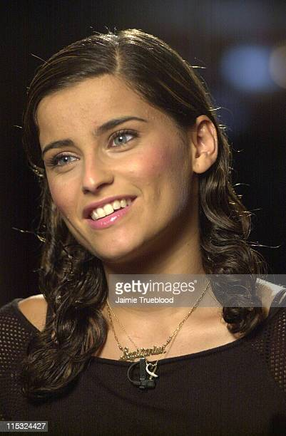 Nelly Furtado during 3rd Annual Latin GRAMMY Awards Web Central Day 1 at The Kodak Theatre in Hollywood California United States