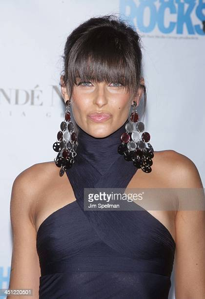 Nelly Furtado during Conde Nast Media Group Kicks Off New York Fall Fashion Week with 3rd Annual Fashion Rocks Concert at Radio City Music Hall...