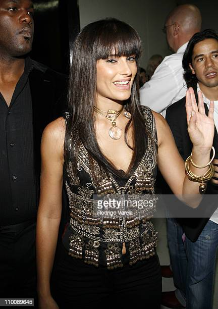 Nelly Furtado during MTV Video Music Awards Latin America 2006 - Audience and Backstage at Palacio de los Deportes in Mexico City, Mexico.