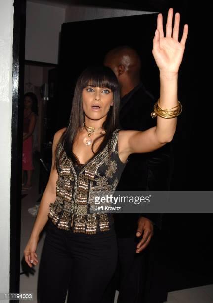Nelly Furtado during MTV Video Music Awards Latin America 2006 Audience and Backstage at Palacio de los Deportes in Mexico City Mexico