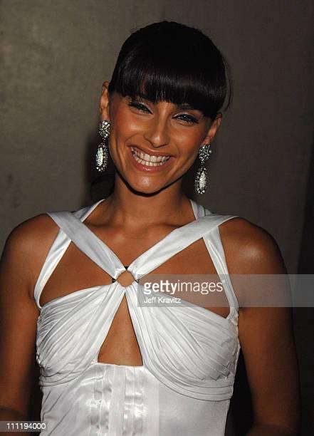 Nelly Furtado during MTV Video Music Awards Latin America 2006 Red Carpet at Palacio de los Deportes in Mexico City Mexico