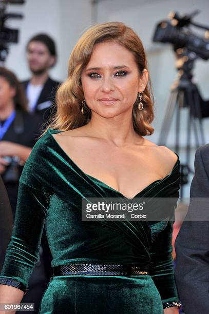 Nelly Karim attends the Closing Ceremony during the 73rd Venice Film Festival at Palazzo del Cinema on September 10 2016 in Venice Italy