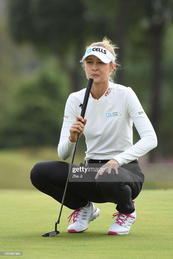 Buick LPGA Shanghai 2018 - Day 4 : Nachrichtenfoto