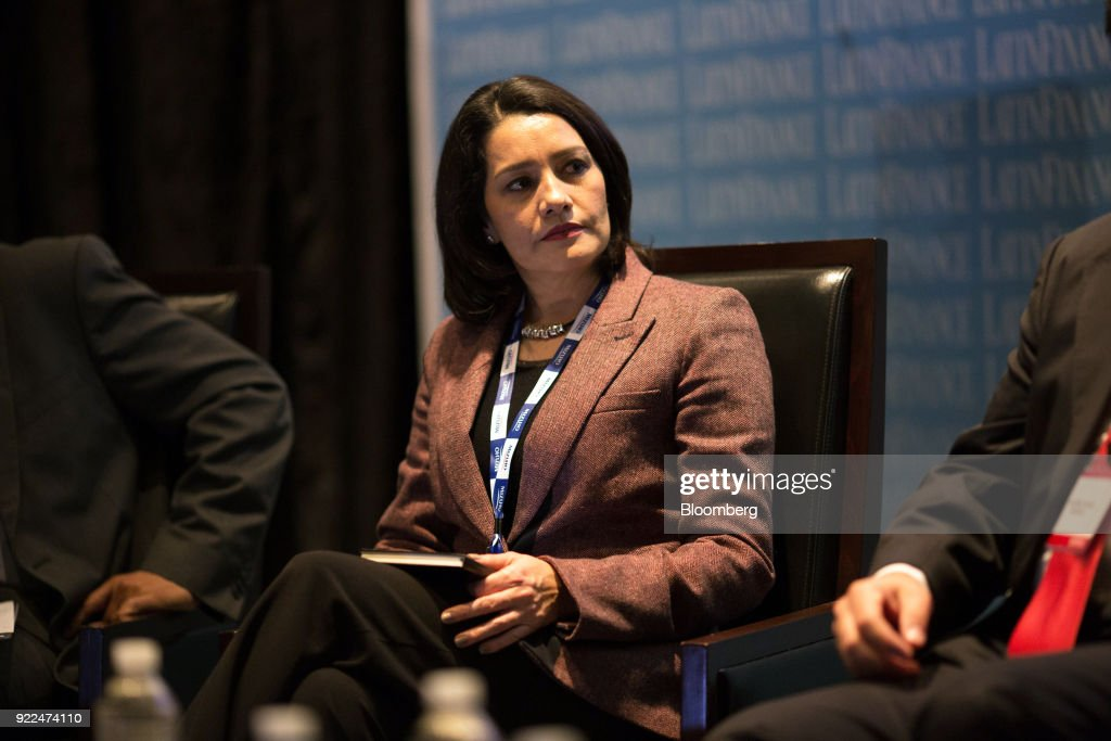 Key Speakers At The 13th Annual Mexican Financial Summit : News Photo