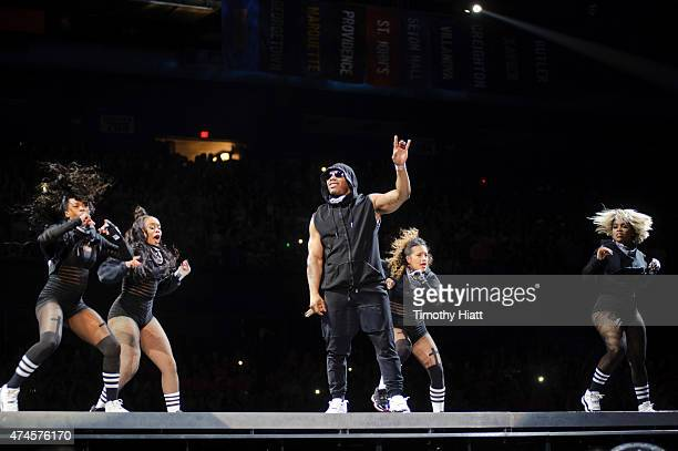 Nelly performs at Allstate Arena on May 23 2015 in Rosemont Illinois