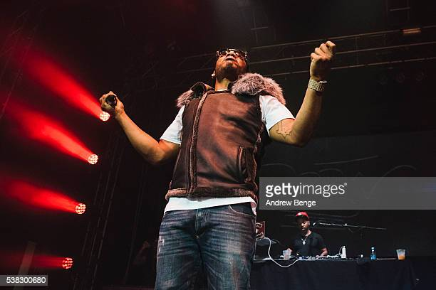 Nelly performs on stage at O2 Academy Leeds on June 5 2016 in Leeds England
