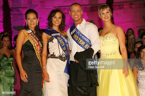 NellyMarie Bojahr Claudia Hein Beauty of the world2007 Schauspieler Unter uns und Miss Germany 2004 Werner Krieger Anne Bochmann Fashion Show Night...