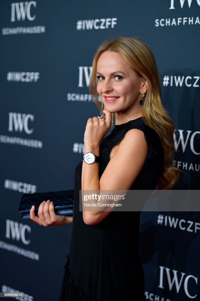IWC 'For The Love Of Cinema' Dinner At ZFF 2017 : Nachrichtenfoto