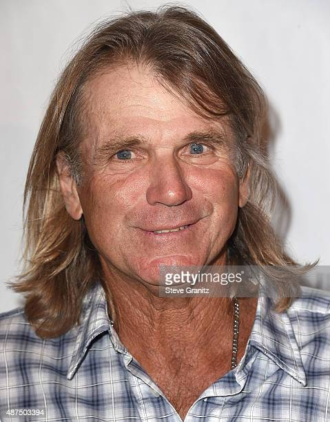Nels Van Patten arrives at the Farrah Fawcett Foundation Presents 1st Annual TexMex Fiesta at Wallis Annenberg Center for the Performing Arts on...