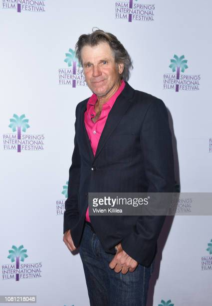 Nels Van Patten attends a screening of Walk To Vegas at the 30th Annual Palm Springs International Film Festival on January 11 2019 in Palm Springs...