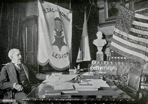 Nelson A Miles US Army general at his headquarters 1898 Miles served in the American Civil War and the Indian Wars In 1895 he was appointed...