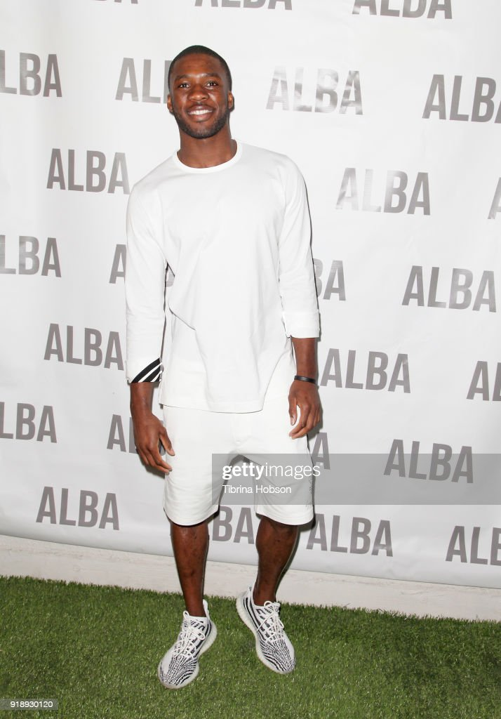 Jhoanna Alba Hosts NBA All Star x ALBA Women's Collection Mixer