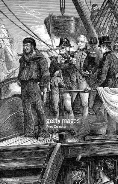 Nelson and the signal Battle of Copenhagen 1801 Nelson won a victory over the DanishNorrwegian fleet at the Battle of Copenhagen in 1801 after...