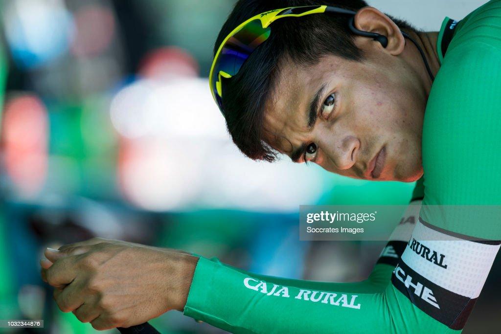 Vuelta : ニュース写真