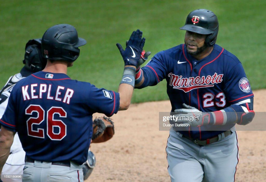 Minnesota Twins v Detroit Tigers : Fotografía de noticias