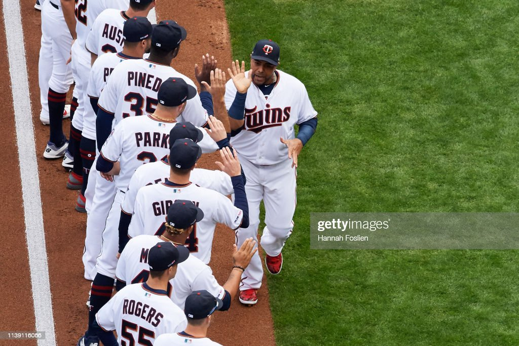 Cleveland Indians v Minnesota Twins : News Photo