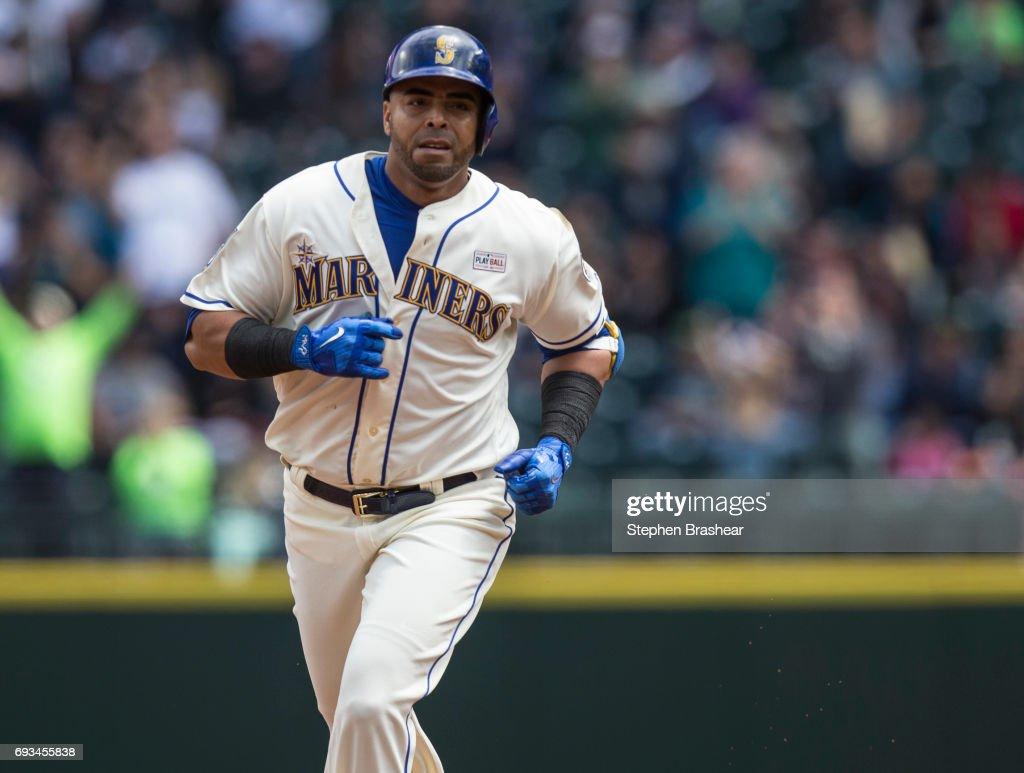 Tampa Bay Rays v Seattle Mariners : Fotografía de noticias