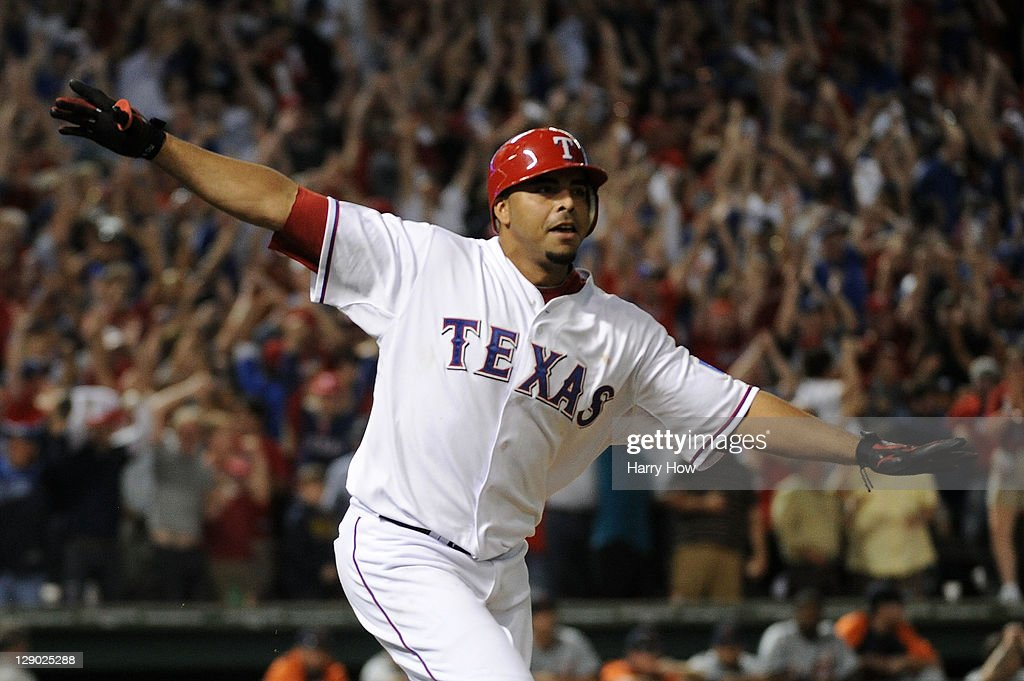 Detroit Tigers v Texas Rangers - Game Two : News Photo