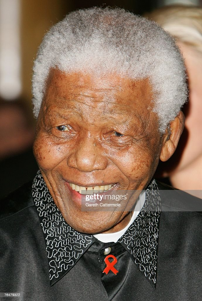 Nelson Mandela arrives at the 'Unite For A Better World Gala Dinner' at the Hotel de Paris on September 2, 2007 in Monte Carlo, Monaco. The gala dinner is attended by over 350 guests, which will raise funds for the Amade Mondiale, the Nelson Mandela Foundation, the Nelson Mandela Children's Fund, and The Mandela Rhodes Foundation.