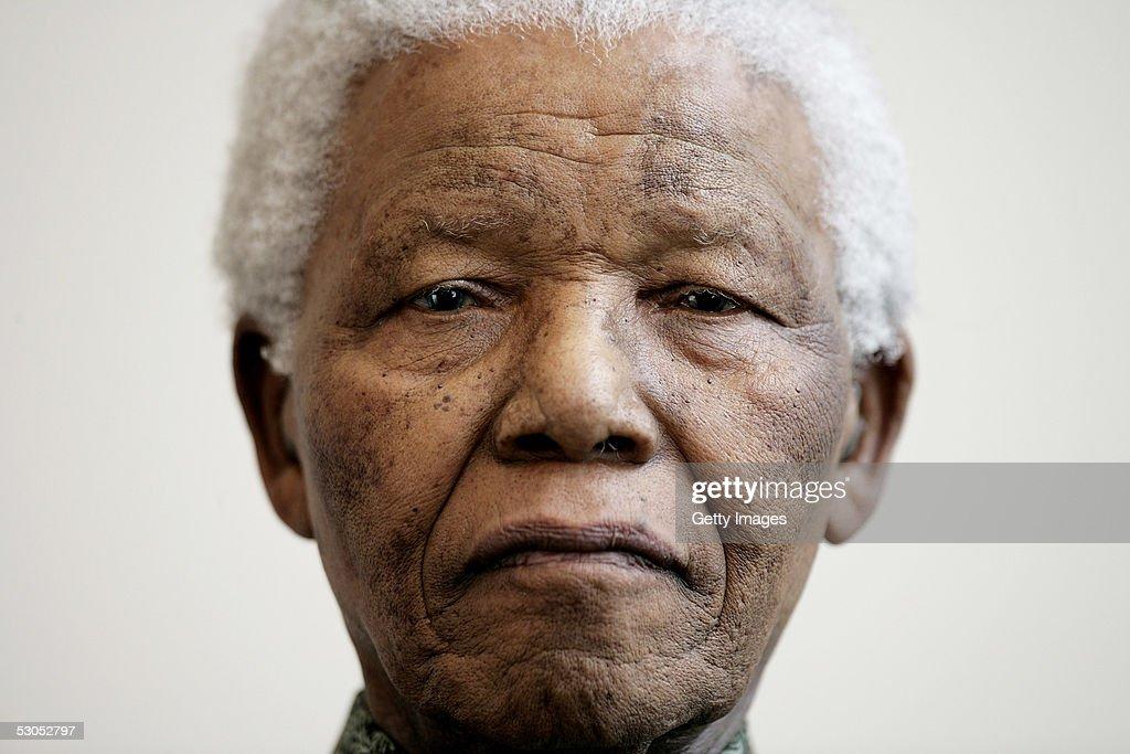 "Nelson Mandela & Artists Promote ""46664 Arctic"" : News Photo"