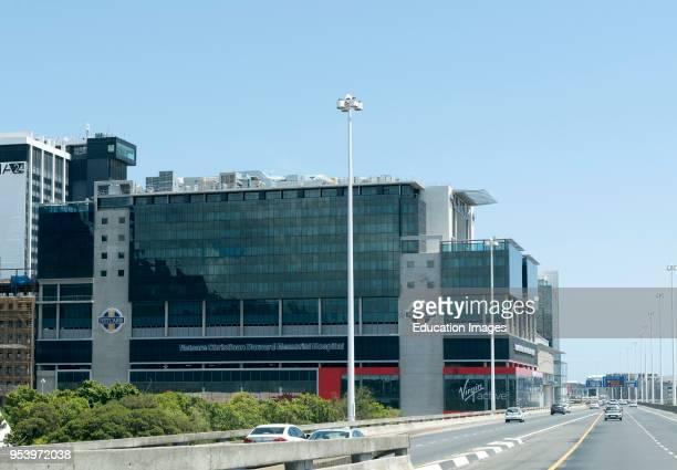 Nelson Mandela Blvd Cape Town South Africa The Netcare Christian Barnard Memorial Hospital building