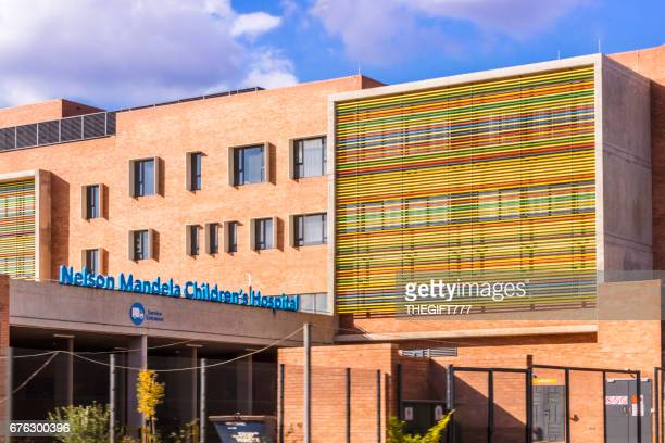 nelson mandela children's hospital in johannesburg - gauteng province stock pictures, royalty-free photos & images
