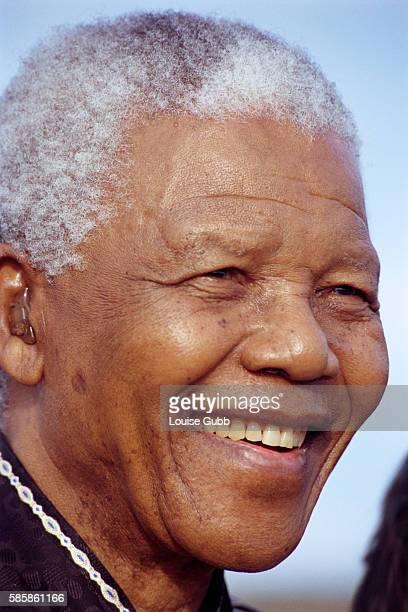 Nelson Mandela in South Africa
