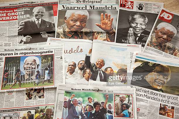 Nelson Mandela # 1 XXXL