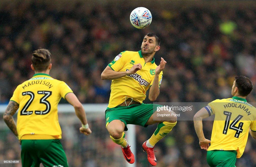 Norwich City v Leeds United - Sky Bet Championship : News Photo