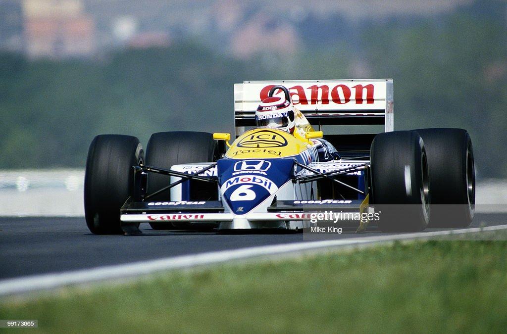 Grand Prix of Hungary : News Photo