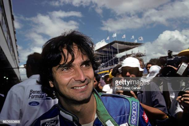 Nelson Piquet, Grand Prix of Brazil, Autodromo Jose Carlos Pace, Interlagos, 25 March 1990.