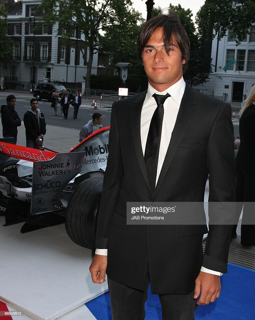 Nelson Piquet Jnr attends the F1 Party In Aid Of Great Ormond Street at Victoria & Albert Museum on June 17, 2009 in London, England.