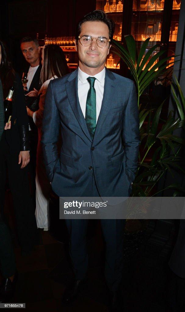 GQ & Loyle Carner Host LFWM June 2018 Dinner At Neptune At The Principal London