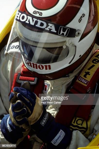 Nelson Piquet, Williams-Honda FW11, Grand Prix of Spain, Circuito de Jerez, 13 April 1986.