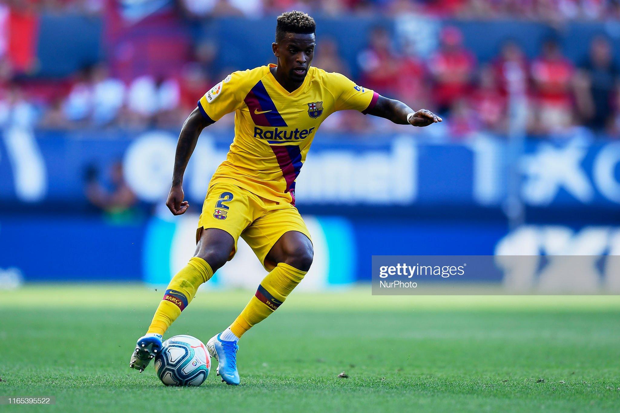 صور مباراة : أوساسونا - برشلونة 2-2 ( 31-08-2019 )  Nelson-semedo-of-barcelona-in-action-during-the-liga-match-between-ca-picture-id1165395522?s=2048x2048