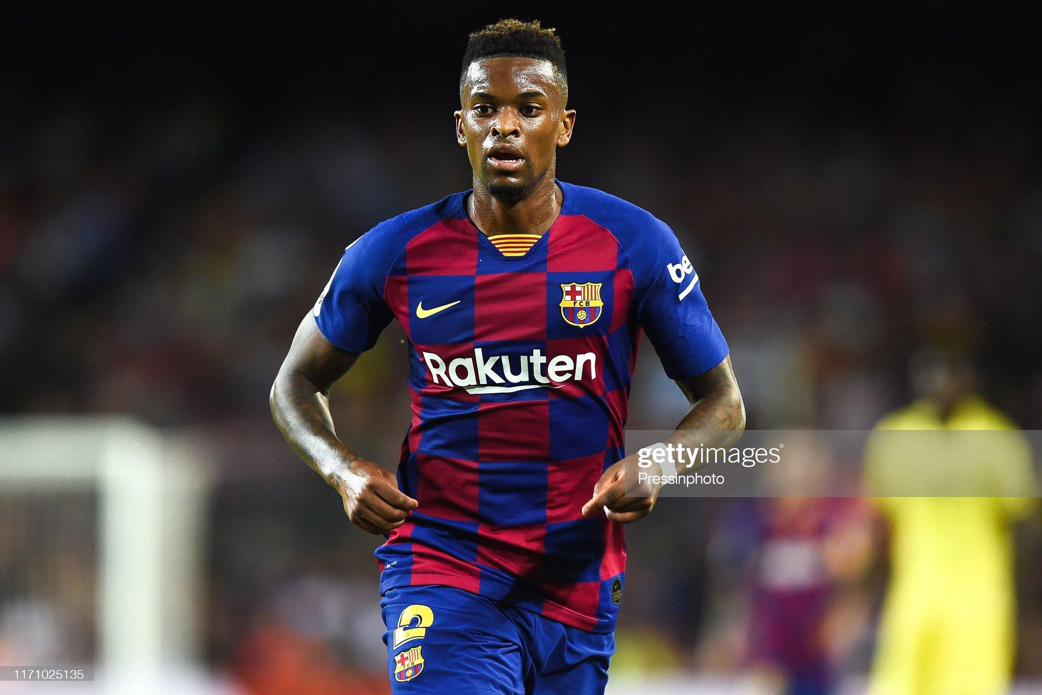 صور مباراة : برشلونة - فياريال 2-1 ( 24-09-2019 )  Nelson-semedo-of-fc-barcelona-during-the-liga-match-between-barcelona-picture-id1171025135?s=2048x2048