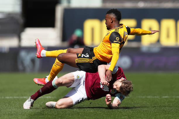 GBR: Wolverhampton Wanderers v Burnley - Premier League