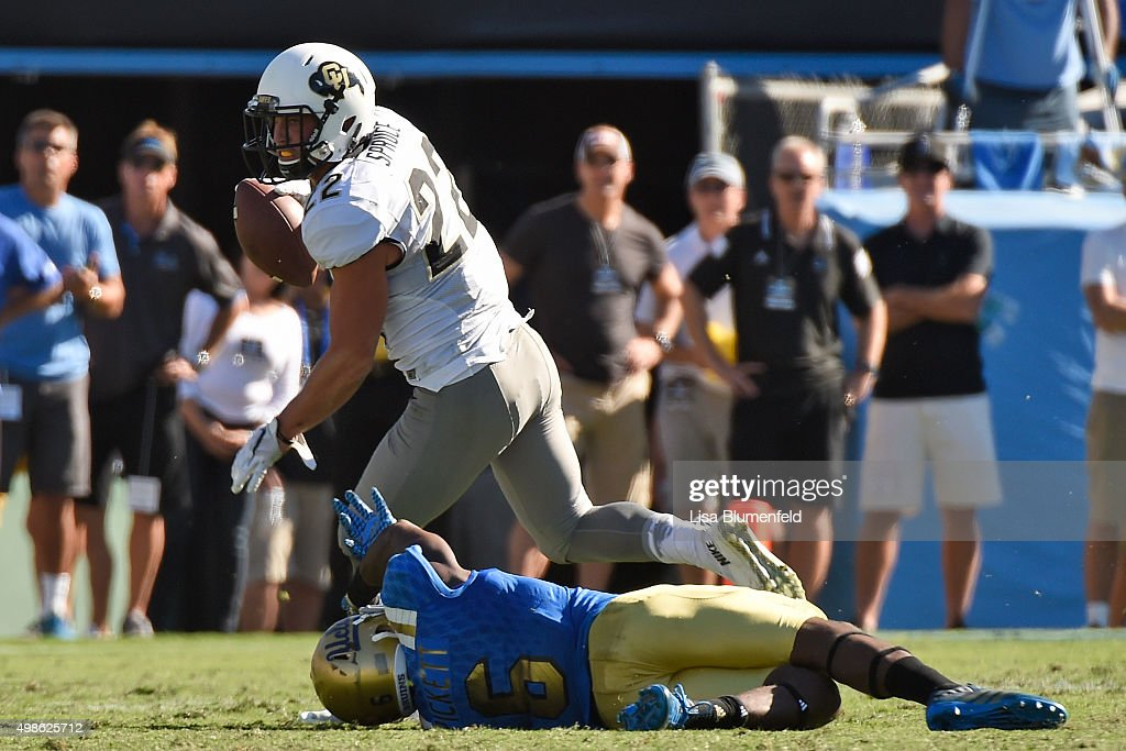 Colorado v UCLA
