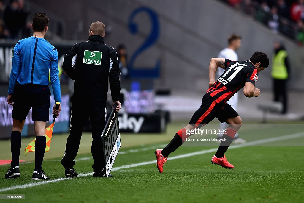 Eintracht Frankfurt v SC Paderborn 07 - Bundesliga : News Photo