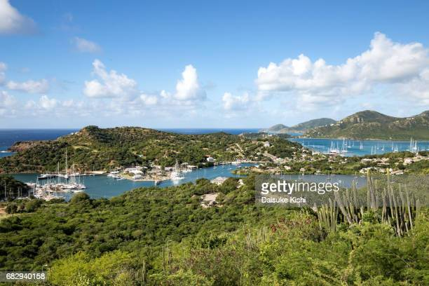 Nelson's Dockyard and English Harbour in Antigua