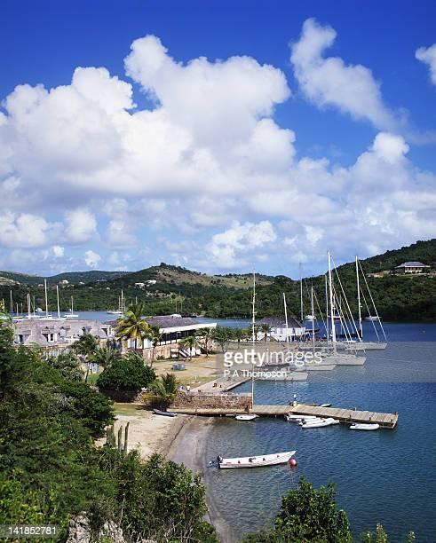 Nelsons Dockyard, Antigua, Caribbean