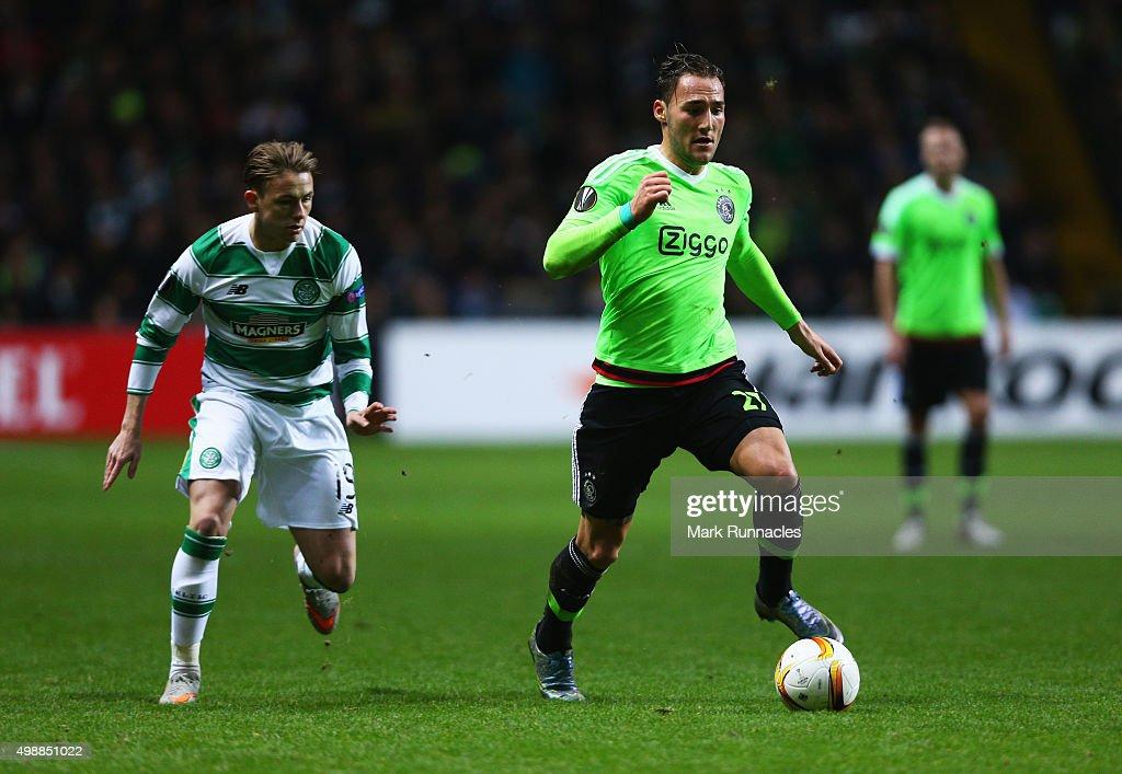 Celtic FC v AFC Ajax - UEFA Europa League