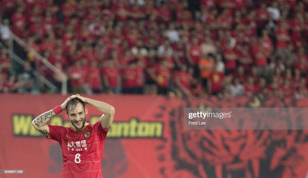 Guangzhou Evergrande v Tianjin Quanjian - AFC Champions League Round Of 16 2nd Leg