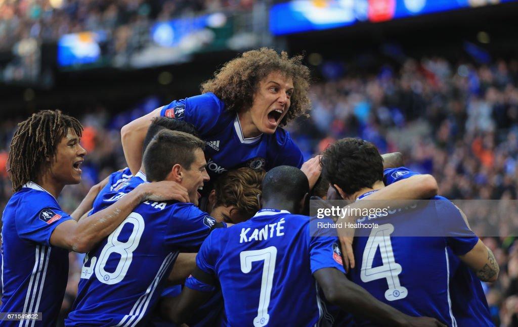 Chelsea v Tottenham Hotspur - The Emirates FA Cup Semi-Final
