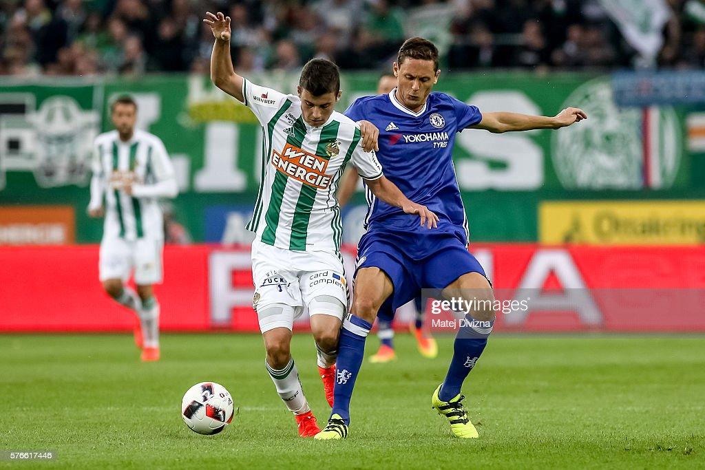 SK Rapid v Chelsea F.C.  - Friendly Match : News Photo