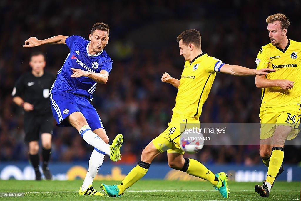 Chelsea v Bristol Rovers - EFL Cup : News Photo